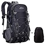 Travel Backpack 40L Hiking Rucksack Water Resistant Mens Womens Outdoor Sports Bag Climbing