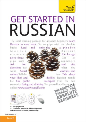 Get Started In Russian: Teach Yourself (New Edition): Kindle audio eBook (Teach Yourself Audio eBooks) (English Edition)