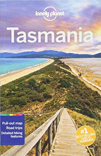 Tasmania (Lonely Planet Travel Guide) (Map-tasmanien)