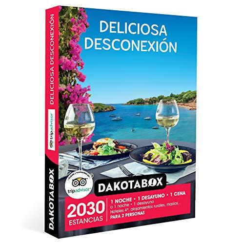 Dakotabox Déconnexion Boîte Cadeau, Mixte Adulte, Standard