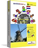 Niederländisch-Kindersprachkurs von Sprachenlernen24: Kindgerecht bebildert und vertont für ein...