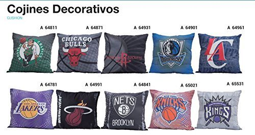 kitty4u NBA Basketball Sports Kissen (Miami Heat)