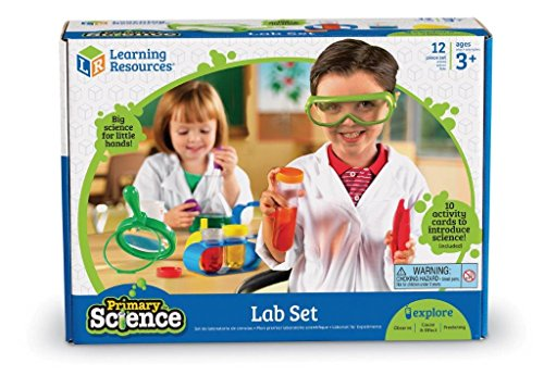 rimary Science Laborset (Science Experiment Kits)