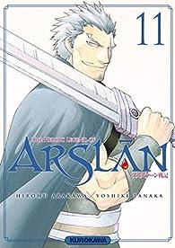 The Heroic Legend of Arslân - tome 11 par Hiromu Arakawa