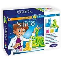 Sentosphère–2830–Kit científico–la química del Slime