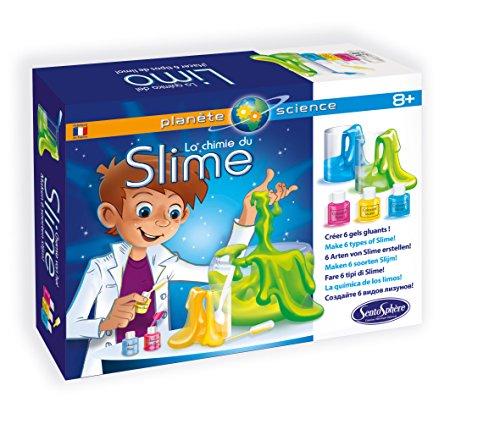 0-Kit Wissenschaftliche-Die Chemie des Slime ()