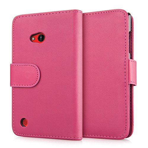 yousave-accessories-nokia-lumia-720-case-hot-pink-pu-leather-wallet-cover