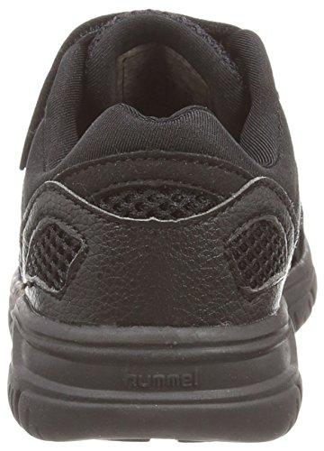 Hummel  Crosslite, Jungen Sneaker Schwarz (Schwarz)