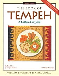 The Book of Tempeh by William Shurtleff (2001-08-21)