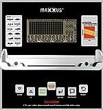 MAXXUS Crosstrainer CX 7.3e / Elliptischer Bewegungsablauf. Ellipsentrainer. Softpedale, elektr. gesteuertes Magnetbremssystem, Trainingsprogramme, HRC-Programme, User-Programme, Wattprogramm, Transportrollen. Exklusives Design. -