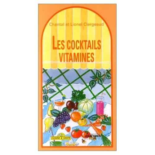 Les cocktails vitamines