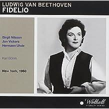 Tozzi, Uhde, Vickers, Nilsson - Beethoven: Fidelio (Ny 1960)