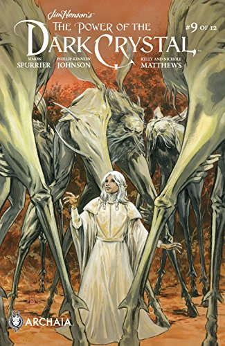 Jim Henson's The Power of the Dark Crystal #9 (of 12) (English Edition) (Kelly Henson)