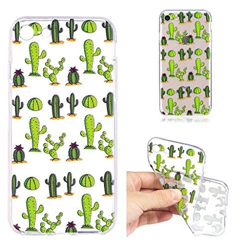 """Hülle für Apple iPhone 7 , IJIA Transparente Krone (Queen) TPU Weich Silikon Stoßkasten Cover Handyhülle Schutzhülle Handytasche Schale Case Tasche für Apple iPhone 7 (4.7"""") LF9"""