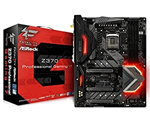 Asrock Fatal1ty Z370 Professional Gaming i7 Carte mère DDR4-SDRAM