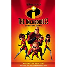 Disney/Pixar The Incredibles Cinestory Comic Collectors Edition: Collector's Edition