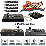 Oddity Arcade-Videospiele 1500 in 1 Büchse der Pandora Retro Arcade-Spielkonsole Arcade-Maschine Spielzimmer-Spiele Double Stick Split Arcade-Konsole