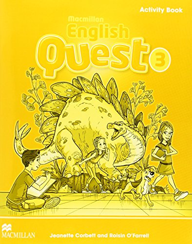 Macmillan English Quest Level 3: Activity Book