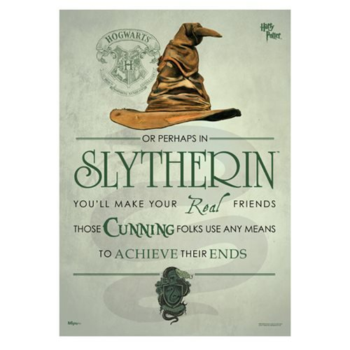 - Slytherin Hat