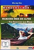 Wunderschön! - Wandern über die Alpen: Von Oberstdorf nach Meran [Blu-ray]