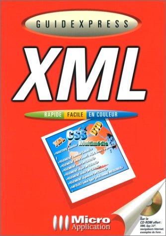 XML (livre et CD-Rom)
