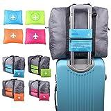 Ultra ligero 32L viaje tamaño grande bolsillo plegable bolsa de equipaje ropa de almacenamiento de...