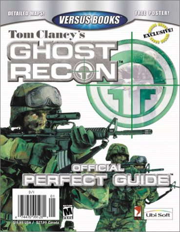 Versus Books Official Guide for Tom Clancy's Ghost Recon