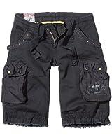 Brandit Rivet Soho Vintage Damen Shorts Hose B-22002