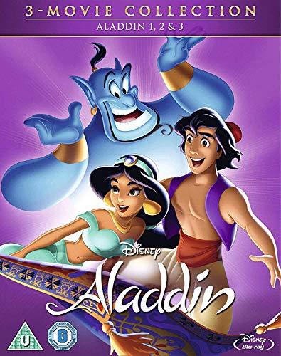 Aladdin Triplepack [Blu-ray] [UK Import]