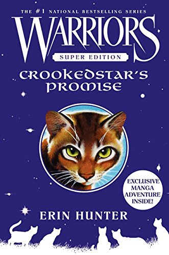 Warriors Super Edition: Crookedstar's Promise por Erin Hunter