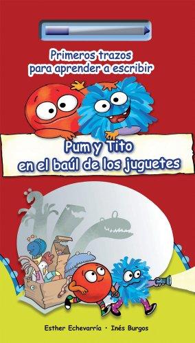 Pum y Tito en el baul de los juguetes / ...