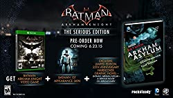Batman: Arkham Knight - The Serious Edition (Comic Bundle) - Xbox One