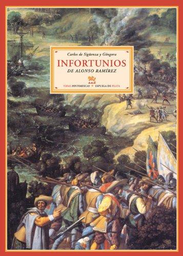 Infortunios de Alonso Ramirez Cover Image