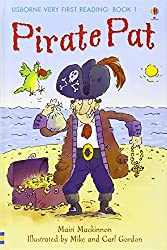 Pirate Pat (First Reading) (Usborne Very First Reading) by Mairi Mackinnon (2010-03-26)