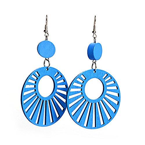 blu-sunbeams-cut-out-design-in-legno-orecchini-a-cerchio