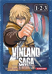 Vinland Saga Coffret Tomes 1 à 3