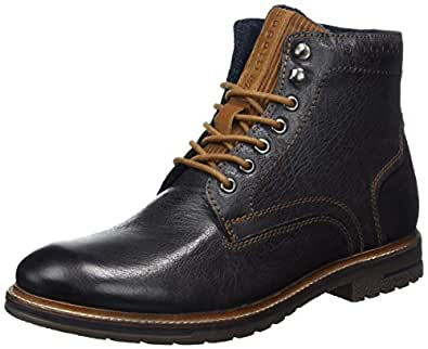 Bugatti Men's 321345302200 Classic Boots, Black (Schwarz 1000), 6.5 UK