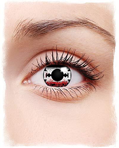 ingen Motiv-Kontaktlinsen ()