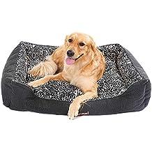 Cama para Perros, Cama ortopédica para Perros Mascotas para Perros medianos y Grandes, colchón