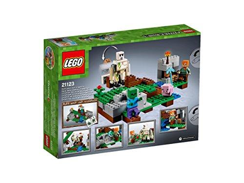 LEGO Minecraft   Set El gólem de hierro (21123)