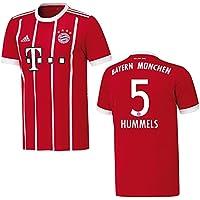 Adidas Bayern Camiseta Home Hombre 2018 – Hummels ...