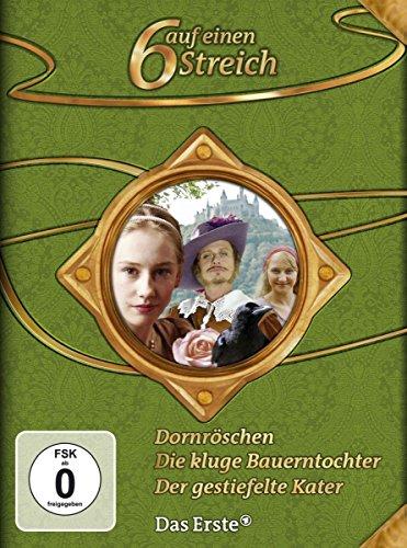 Gestalten Märchen Aus Kostüm - Märchenbox - Sechs auf einen Streich Volume 4 [3 DVDs]