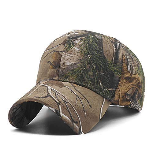 Browning Black Hat (WOFDDH Baseball Kappe,Angeln Cap Männer Baumwolle Camo Baseball Caps Browning Taktische Cap Outdoor Jagd Hat Camouflage)