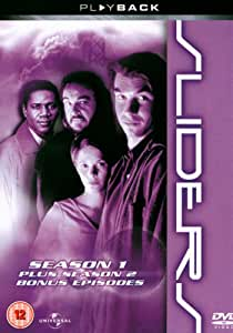 Sliders - Season 1 Discs 1, 2 and 3 [UK Import]