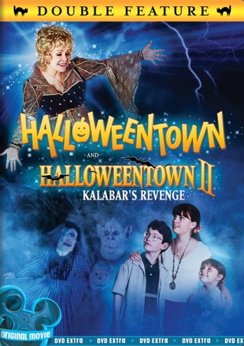oweentown II: Kalabar's Revenge (Double Feature) [US Import] (Halloween Town)