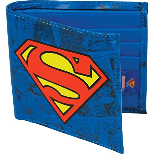 Superman - Wallets Superman (in One Size)