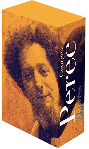 Œuvres I, II (Bibliothèque de la Pléiade) por Georges Perec