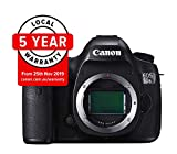 Canon 5DS R Appareil Photo Numérique Compact 50.6 Mpix Noir