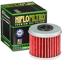 3x Filtro de aceite Honda CRF 250 X 04-14 Hiflo HF116