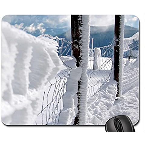 Neve Mouse Pad, Mousepad (Winter Mouse Pad)